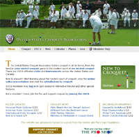 United States Croquet Association (USCA)